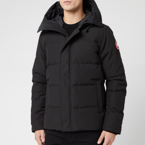 Canada Goose Men's Macmillan Parka Jacket - Black