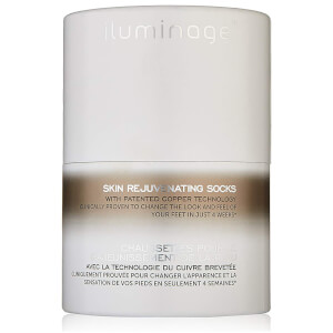 Iluminage Skin Rejuvenating Socks - M/L