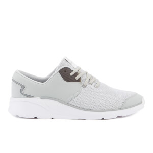 Supra Men's Noiz Low Top Trainers - Light Grey