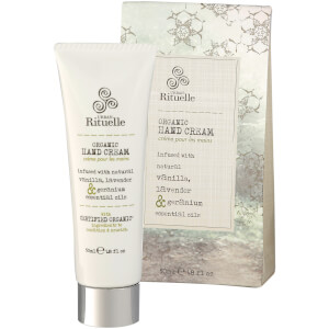 BONUS Urban Rituelle Organic Hand cream - Vanilla