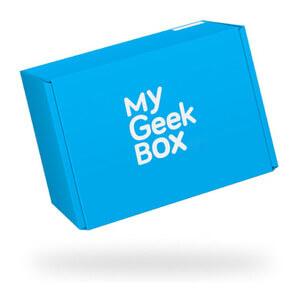 My Geek Box October 2016