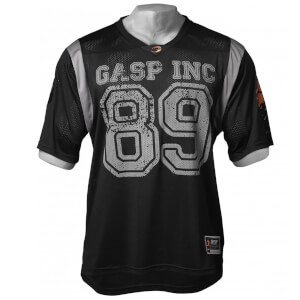 GASP GASP football jersey - Black