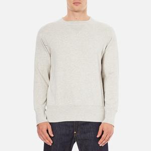 Levi's Vintage Men's Bay Meadows Sweatshirt - Oatmeal Mele