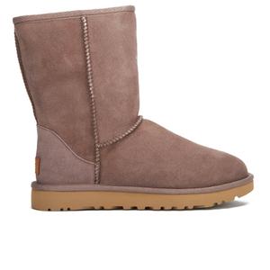 UGG Women's Classic Short II Sheepskin Boots - Stormy Grey