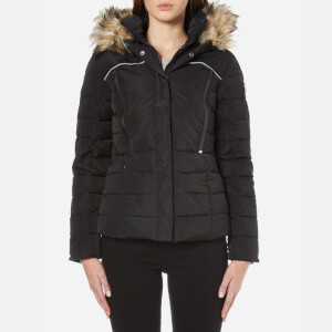 Superdry Women's Glacier Biker Jacket - Black