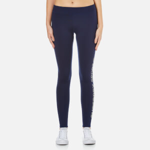Superdry Women's Core Gym Leggings - Rich Navy