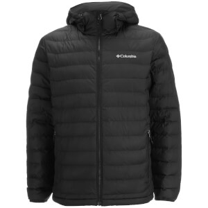 Columbia Men's Powder Lite Hooded Jacket - Black