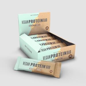 Myprotein Vegan Protein Bar, Choc Chip, Nut & Vanilla, 18 x 50g