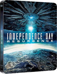 Independence Day: Resurgence 3D (Includes 2D Version) - Zavvi Exclusive Limited Edition Steelbook (UK EDITION)