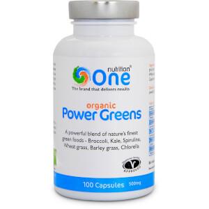 Power Greens Organic (500mg)