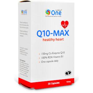 Q10 Plus Healthy Heart - 30 Capsules (151mg)