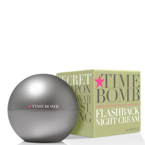 Creme de Noite Flashback da Time Bomb 45 ml