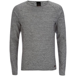 Pull Produkt pour Homme Twist Knit -Gris Beige