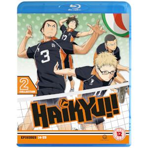 Haikyu!! Season 1: Collection 2