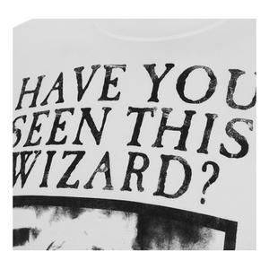 Harry Potter Men's Missing Wizard T-Shirt - White: Image 4