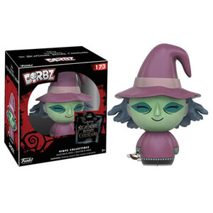 Nightmare Before Christmas Shock Dorbz Figuur