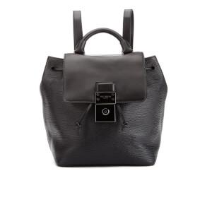 Ted Baker Women's Malin Luggage Lock Detail Backpack - Black