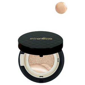Mirenesse 10 Collagen Cushion Compact Foundation 15g - Vanilla