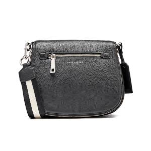 Marc Jacobs Women's Gotham Saddle Bag - Black