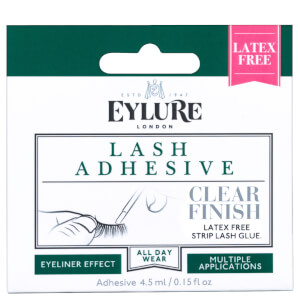 Colle pour faux-cils sans latex Eylure Lashfix 8,5ml - Clear