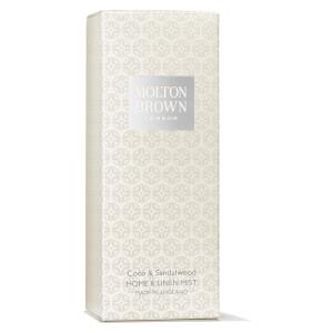 Molton Brown Coco & Sandalwood Home & Linen Mist 100ml: Image 3
