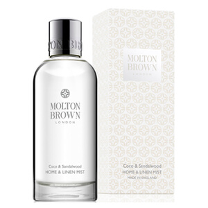 Brume pour linge et maison Coco and Sandalwood Molton Brown 300 ml