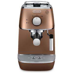 De'Longhi ECI341.CP Distinta Espresso Machine - Matt Copper