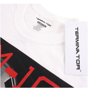 Terminator Men's CSM 101 T-Shirt - White: Image 2