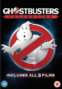 Ghostbusters 1-3 Kollektion