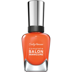 Sally Hansen Complete Salon Manicure 3.0 Keratin Strong Nail Varnish - Firey Island 14.7ml