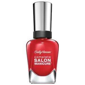 Vernis à Ongles Fortifiant Complete Salon Manicure 3.0 Kératine Sally Hansen – Right Said Red 14,7 ml
