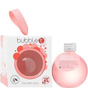 Bubble T Bath & Body - Solo Bauble 100ml (Hibiscus & Acai Berry Tea)