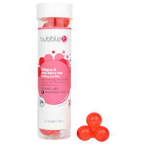Bubble T Bath & Body - Bath Pearls 25 x 4g (Hibiscus & Acai Berry Tea)