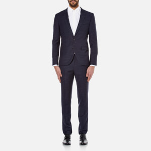 HUGO Men's Astor/Hends Wool Suit - Navy
