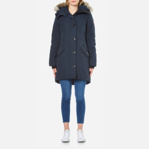 Canada Goose Women's Rossclair Parka - Ink