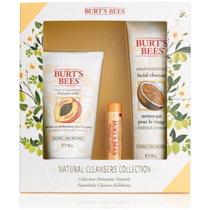 Burt's Bees Natural Cleansers Collection (2016)