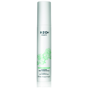 H2O+ Beauty Waterbright Radiating Moisturiser SPF 30 1.7 Oz