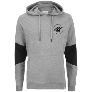 Jack & Jones Men's Core Future Hoody - Light Grey Melange