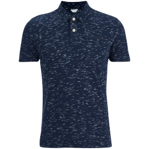 Jack & Jones Herren Core Barrett Polo Shirt - Navy Blazer