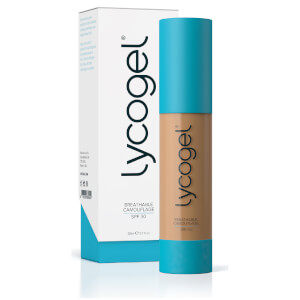 Lycogel Breathable Camouflage - Honey 20ml