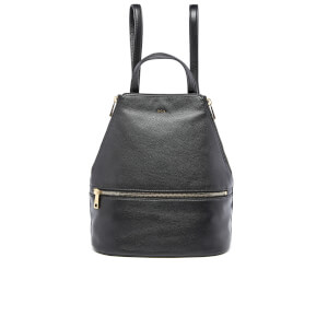 Lauren Ralph Lauren Women's Arley Blaine Medium Backpack - Black