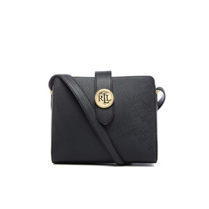 Lauren Ralph Lauren Women's Charleston Cross Body Bag - Black