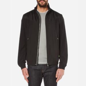 BOSS Green Men's Jalomo Zipped Jacket - Black