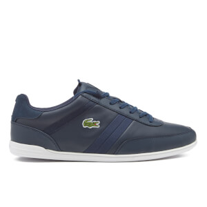Lacoste Men's Giron 416 1 Low Profile Trainers - Navy