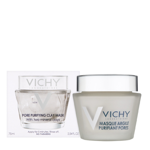 Mascarilla de barro purificadora de poros Pore Purifying Clay Mask de Vichy 75 ml