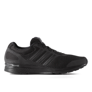 adidas Men's Mana Bounce Running Shoes - Black