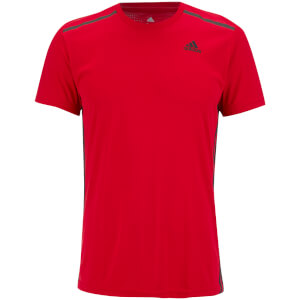 adidas Men's Cool 365 Training T-Shirt - Red