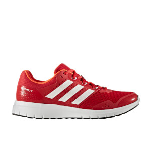 adidas Men's Duramo 7 Running Shoes - Red/White
