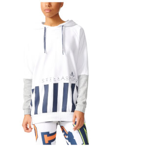 adidas Women's Stella Sport Long Training Hoody - White