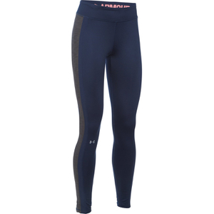 Under Armour Women's ColdGear Armour Leggings - Navy